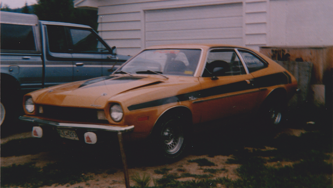 The V8 Pinto Mr Wellwood S Shop Of Horrors
